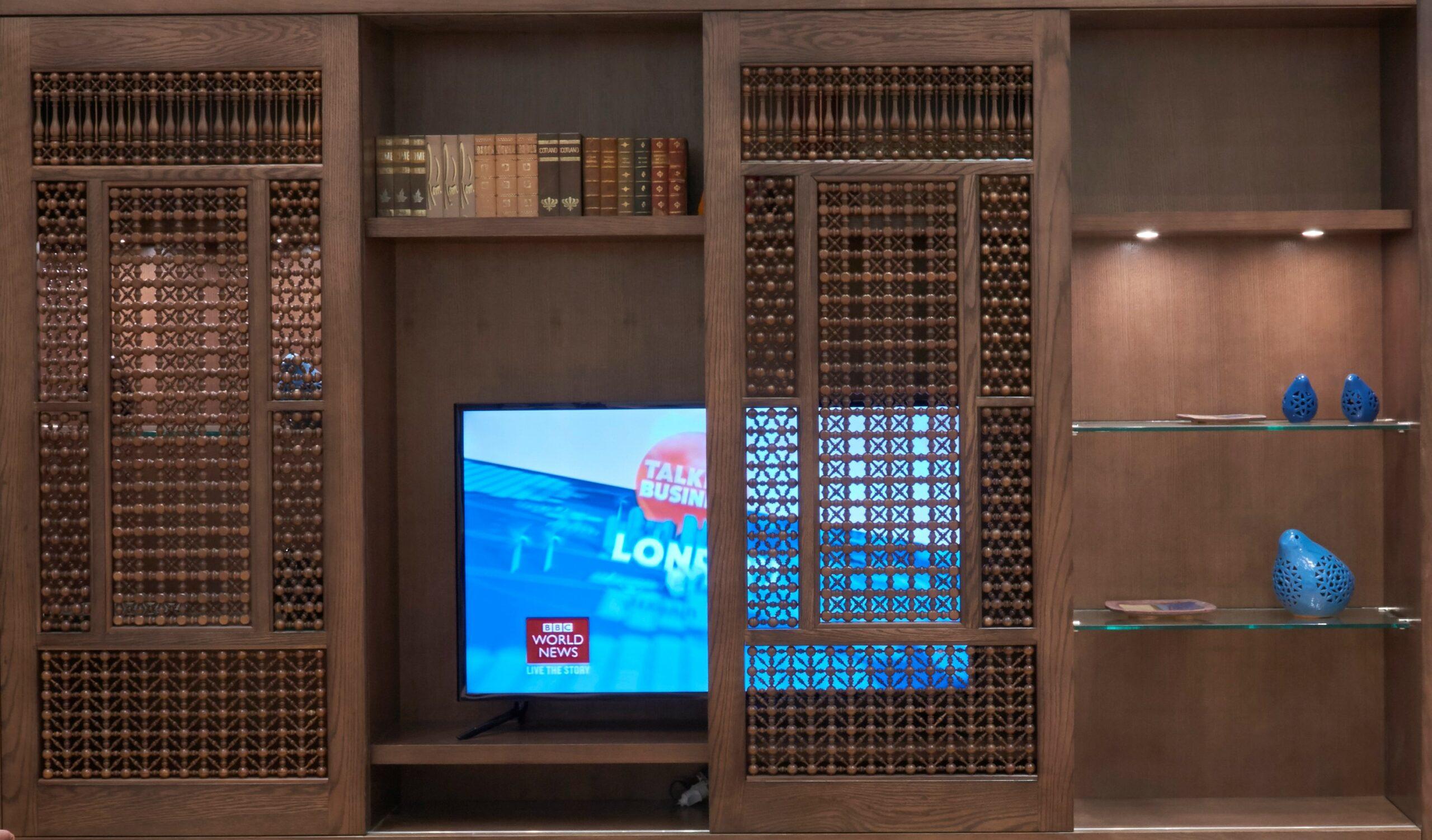 TV Units & Bookcases